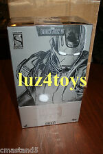 Hot Toys Iron Man 3 War Machine Mark II DIECAST 1/6  Sideshow Exclusive SOLD OUT
