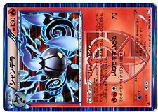 POKEMON JAPONAISE HOLO N° 009/051 Lugulabre Chandelure 1ed 130 HP BW8 ....