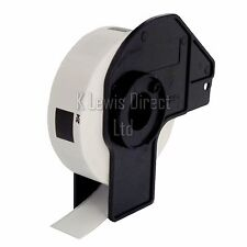 5x Brother Compatible DK11204 Printer Labels 17x54 Roll+Spool for QL-560 QL-570
