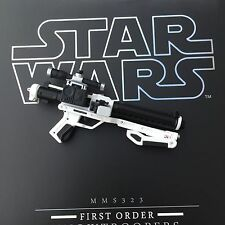 Hot Toys Star Wars First Order Stormtrooper F-11D Blaster Short Rifle Loose 1/6