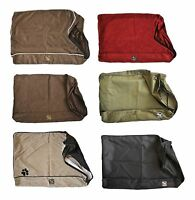 Small Medium Extra Large XL Dog Pet Beds Pillow Cushion Removable Zipped Cover