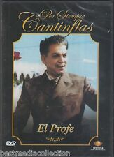 SEALED - El Profe DVD NEW Por Siempre Cantinflas BRAND NEW