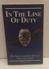 In The Line Of Duty Constance Clark  USED PaperBack book