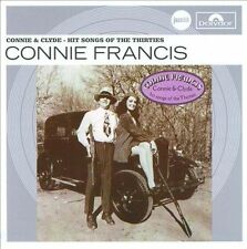 Connie & Clyde (20 Track Issue) Connie Francis  2011, Jazz Club SEALED NEW CD