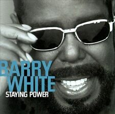White, Barry: Staying Power Import Audio Cassette