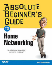Absolute Beginners Guide to Home Networking,GOOD Book