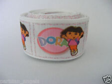 "1"" (25mm) Grosgrain Ribbon  #4248 Dora"