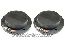 Diaphragm for Yamaha S115V Club Series Horn Driver Repair Parts 16 ohms 2 Pack