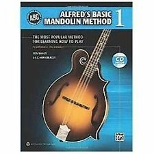 Alfred's Basic Mandolin Method 1: The Most Popular Method for Learning How to Pl