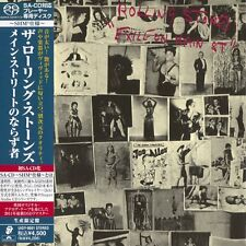 "ROLLING STONES ""EXILE ON MAIN STREET"" JAPAN Mini LP SHM-SACD DSD 2011 *SEALED*"