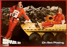 SPACE 1999 - Card #05 - On Set Posing - Unstoppable Cards Ltd 2015