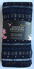 Chinese Laundry Women's 1 Pair Sweater Tights Size: M/L , Women's, Navy mix