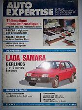 LADA Samara - Revue technique Auto Expertise (catalogue pièces détachées)