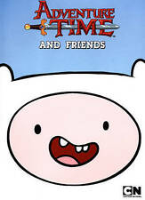 Adventure Time and Friends, Very Good DVD, ,
