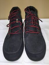 TIMBERLAND Men's Nubuck Casual Ankle Boots size 8.5 M pre-owned
