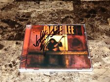 Jake E. Lee Signed Retraced CD Red Dragon Cartel Ozzy Osbourne Badlands Ratt WOW