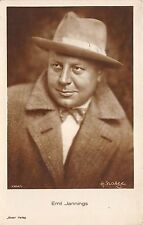B49308 Emil Jannings Actors Acteurs    movie star