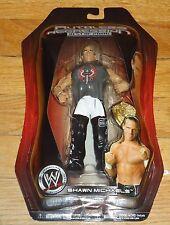2005 WWF WWE Jakks Shawn Michaels Best of 2006 Wrestling Figure MIP with Belt