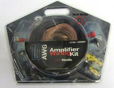 Connects2 400watt Completa 10gauge COCHE AMPLIFICADOR AMP SUB Kit De Cables De Alta Calidad