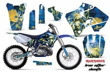 Yamaha Graphic Kit AMR Racing Bike Decal YZ 125/250 Decals MX Parts 96-01 LAD