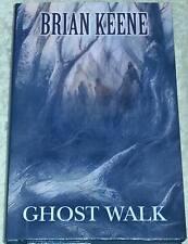 Brian Keene SIGNED Ghost Walk USHC 1st Edn Delirium Books