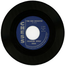 "HOWLIN' WOLF  ""THE RED ROOSTER""  ORIGINAL VERSION OF THE 'STONES' 45    LISTEN!"