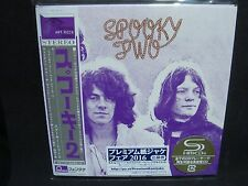 SPOOKY TOOTH Two + 7 Japan Mini LP SHM CD 1969 2nd 2017 Humble Pie