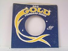 6-RCA GOLD STANDARD  COMPANY 45's SLEEVES  LOT # A-744