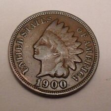 1900 Indian Head Cent / Penny **FREE SHIPPING**