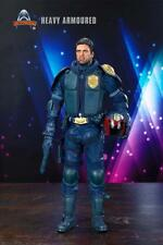 1/6 Art Figures AF-015 EXCLUSIVE Heavy Armored Special Cop Judge Dredd Blue Ver