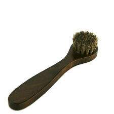 Wooden Handle Shoe Boot Cleaning Brush Cleaner Polish Applicator  Shine RX