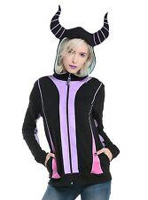 Disney Maleficent Cosplay Girls Hoodie new with tags Junior Medium