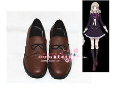 DIABOLIK LOVERS Yui Komori Anime Cosplay shoes S008