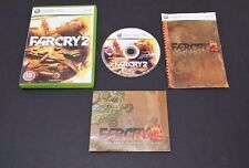 Far cry 2 (microsoft xbox 360, 2008)