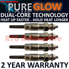 4X FOR FORD FIESTA MONDEO ESCORT ORION SIERRA 1.8 DIESEL HEATER GLOW PLUGS 91003