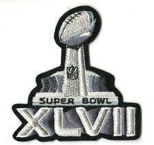 Super Bowl Superbowl XLVII SB 47 Patch Baltimore Ravens vs San Francisco 49ers