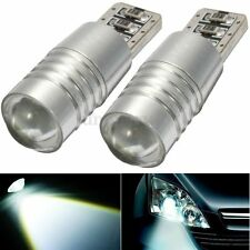2x Error Free Canbus Xenon Blanco T10 501 5W Luz LED Coche Light lateral