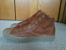 Converse Jack Purcell Leather Mid--NEW