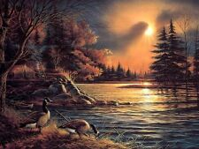 """12""""x16""""HD Canvas print Home decoration painting(No frame),Terry Redlin"""