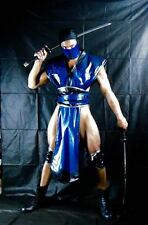 Sub Zero - Mortal Kombat X MK X Injustice Gods Among Us Cosplay Costume