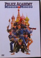 DVD POLICE ACADEMY 7 : MISSION MOSCOU - George GAYNES / Michael WINSLOW