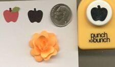 Small APPLE Shape Paper Punch by Punch Bunch Quilling-Scrapbook-Cardmaking NIP
