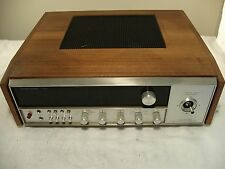 Harman Kardon 75+, restored, wood case, stereo quadraphonic