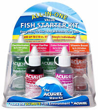 Acurel All-In-One Value Fish Starter Kit