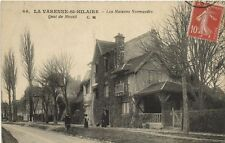 La Varenne St Hilaire- Les Maisons Normandes  CPA Saintry - L'Arcadie (180005)