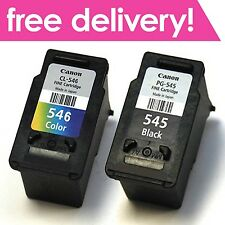 Genuine Original PG-545 CL-546 Ink Cartridges Set for Pixma MG2950 & MG3051