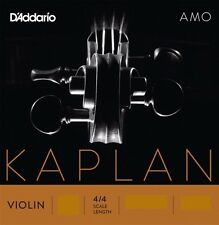 Kaplan AMO Violin A String 4/4  -Aluminum Wound --HEAVY GAUGE