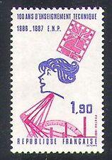 Francia 1987 educazione tecnica / computing / disegno attrezzature IV (n38260)