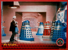 DR WHO AND THE DALEKS - Card #13 - No Escape... - Unstoppable Cards 2014