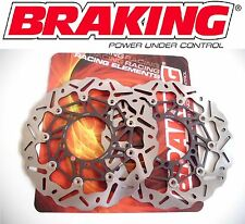 BRAKING DISCHI FRENO ANTERIORI WAVE FLOTTANTI KTM SUPER ADVENTURE 1290 2015